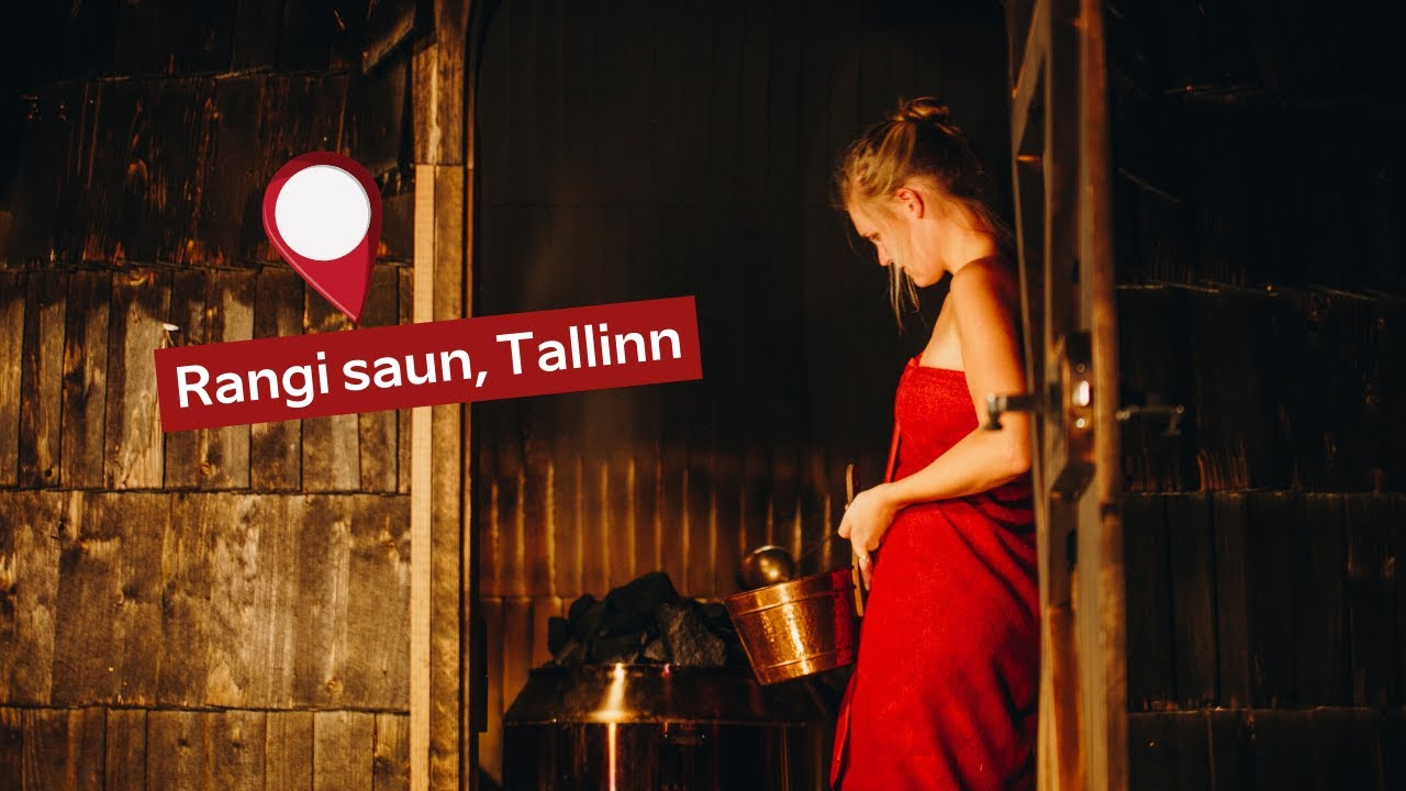 Keeping Estonia's smoke sauna tradition alive at home in Tallinn