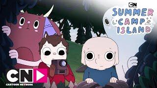 Obóz na wyspie   Magiczny film dokumentalny   Cartoon Network