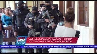 Gabriel Villanueva habla por primera vez tras la muerte de Andreea Celea - Tu Pais al Dia