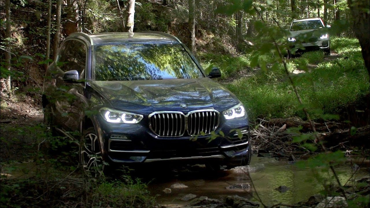 2019 Bmw X5 Trail Driving Media Drive Event In Atlanta Georgia Usa