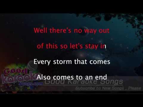 Time Bomb  - All Time Low (Lyrics Karaoke) [ goodkaraokesongs.com ]