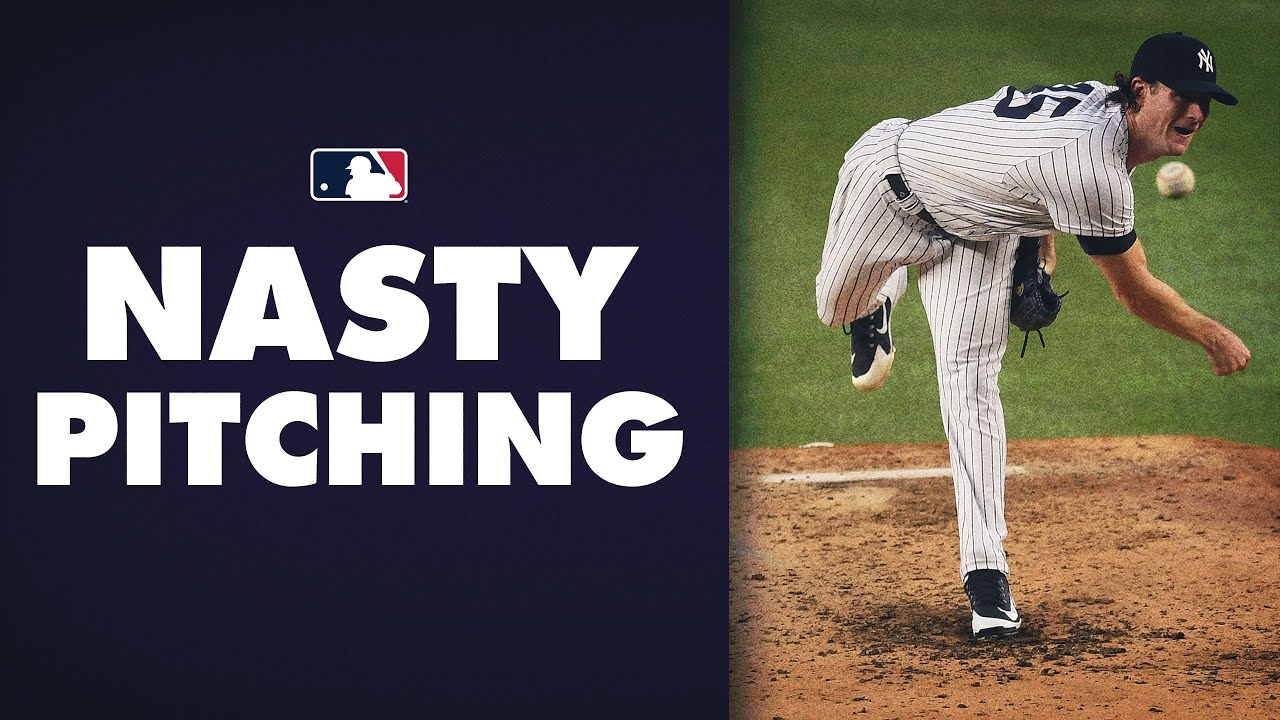 MLB | Nasty Pitching 2020