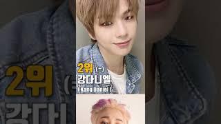 [아이돌 개인 TOP10] 2021년 5월 브랜드 평판 순위 | K-idol personal brand In…