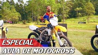 CURSO DE PILOTAGEM DE MOTOCROSS - ESPECIAL #67 | ACELERADOS