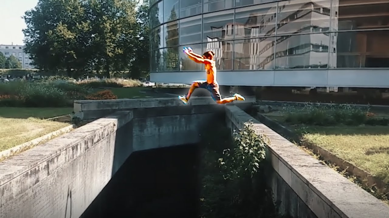 THE WORLD'S BEST PARKOUR AND FREERUNNING 2019