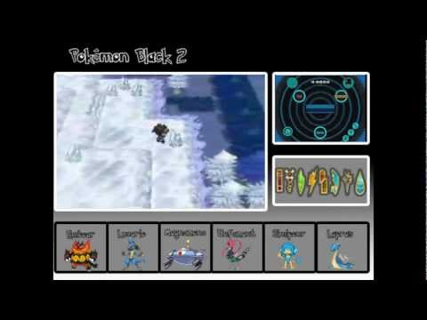 Pokémon Black 2 Walkthrough Part 27 - Colress. Shadow Triad