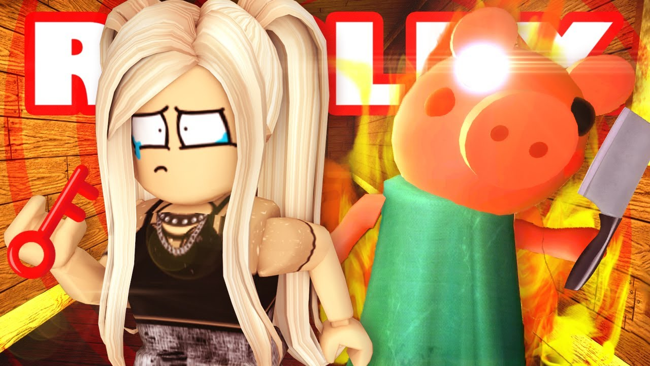 Don T Get Caught By Roblox Piggy Youtube