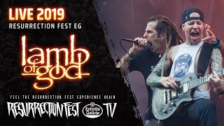 Lamb of God - Redneck (Live at Resurrection Fest E...