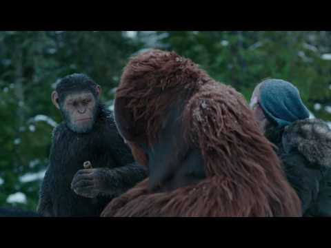 War for the Planet of the Apes | 'Jane Goodall: Compassion' | Official HD Video 2017