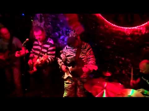 Stripey Zebras live at the 12 Bar Club, Denmark Street, 20/9/2013