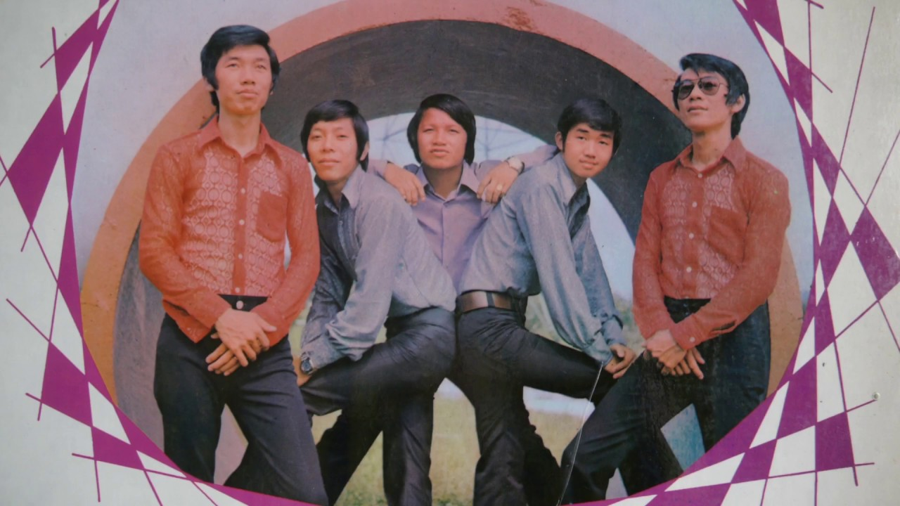 Pop Yeh Yeh Psychedelic Rock From Singapore Malaysia 1973 Youtube