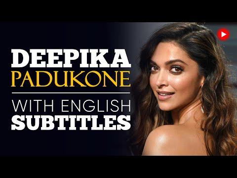 ENGLISH SPEECH | DEEPIKA PADUKONE: Mental Health (English Subtitles)