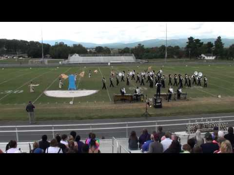 2013 Blast in the Draft - Buffalo Gap High School Marching Bison