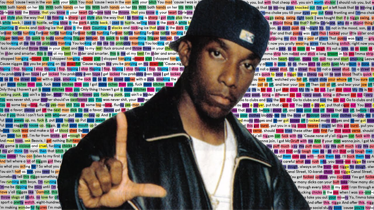 Download Big L - '98 Freestyle | Rhymes Highlighted