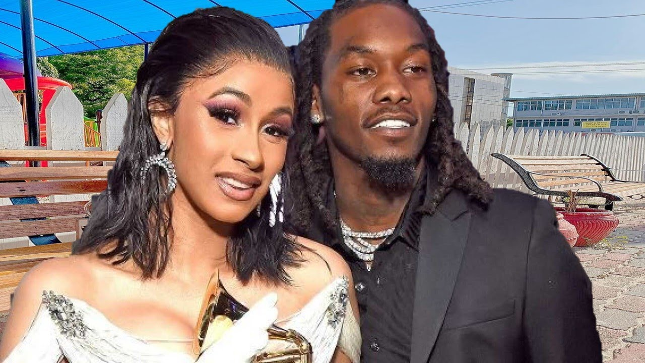 CARDI FILES FOR DIVORCE FROM OFFSET