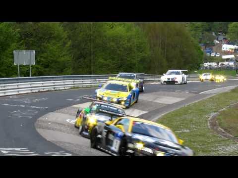 24H Rennen Nurburgring 2010 @ Karussell Nordschliefe