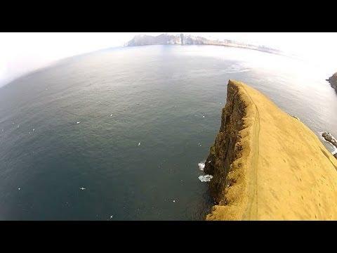 Amazing Bird view - Faroe Islands - 1 st of April - [WATCH IN HD]