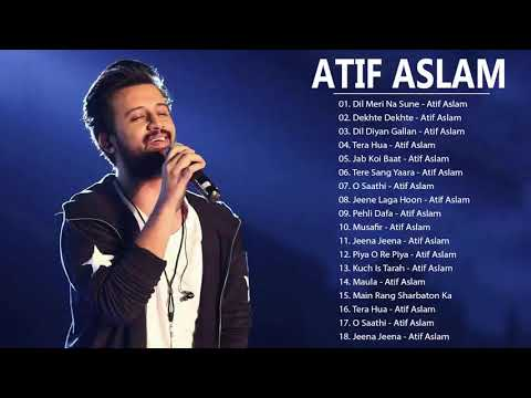 Best Of Atif Aslam Songs 2019  Atif Aslam Romantic Hindi Songs Collection   Bollywood Mashup Songs