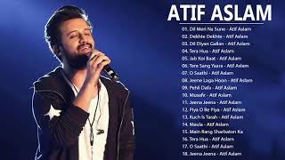 BEST OF ATIF ASLAM SONGS 2019 || ATIF ASLAM Romantic Hindi Songs Collection   Bollywood Mashup Songs
