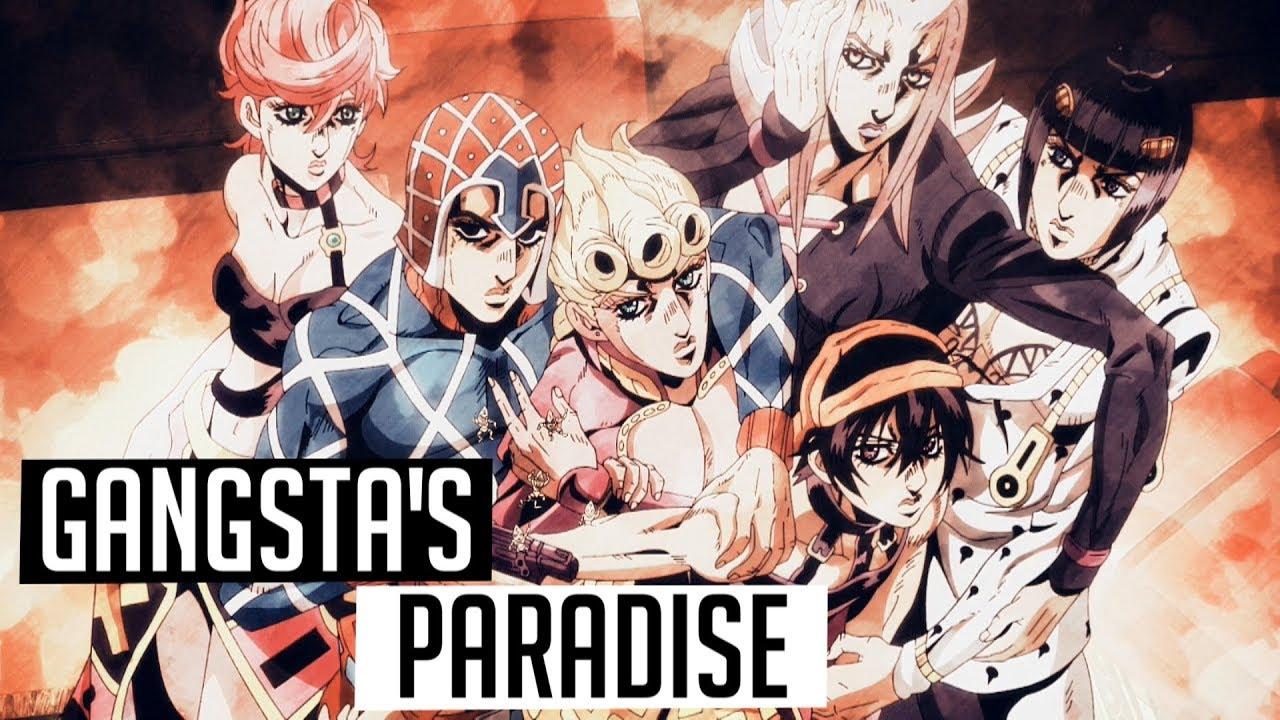 JoJo's Bizarre Adventure – Gangsta's Paradise [AMV]