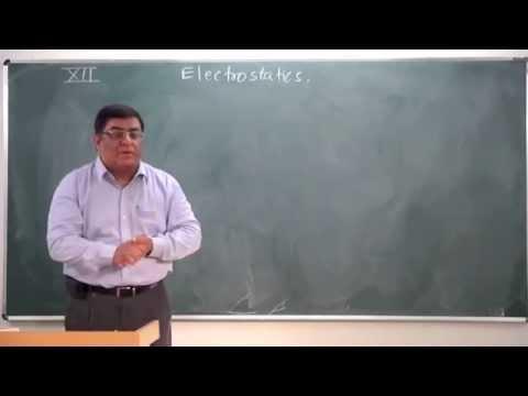 XII-1.01.Electric Charge (2014) Pradeep Kshetrapal Physics