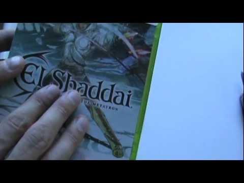 El Shaddai Unboxing