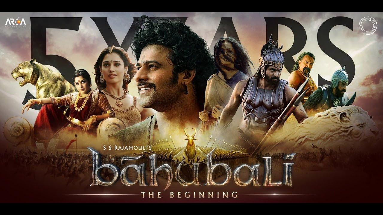 Download 5 Years Of Baahubali - The Beginning (TELUGU) - Prabhas, Rana   SS Rajamouli