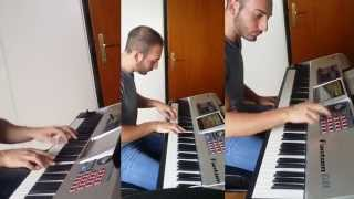 Imagine Dragons - Radioactive (Piano Dubstep cover)