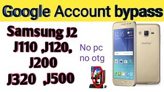 How To Bypass Google Account Samsung J3