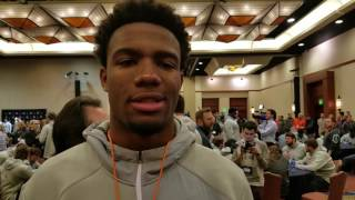 TigerNet.com - Kelly Bryant talks 2017