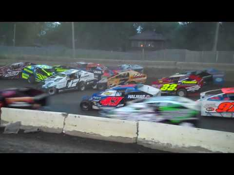 Modifieds at Middletown 2018 - Chris Whitehead Wins