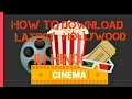 how to download latest Hollywood movies in hd for free(hindi)