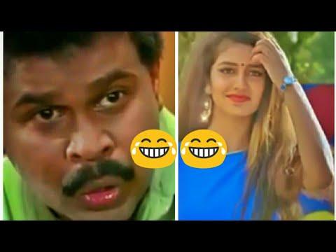 Freak Penne Troll | Oru Adaar Love | Edi Freak Penne Troll Malayalam  😂😂😂