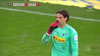 Borussia Monchengladbach 2 - 1 FC Bayern Munchen