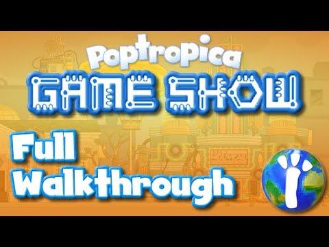 ★ Poptropica: Game Show Island FULL Walkthrough ★