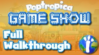 ★ Poptropica: Game Show Island FULL Walkthrough ★
