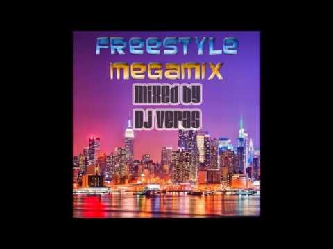 OLD SCHOOL FREESTYLE MEGAMIX by DJ VERAS