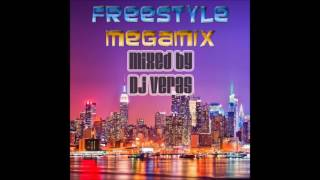 old school freestyle megamix by dj veras