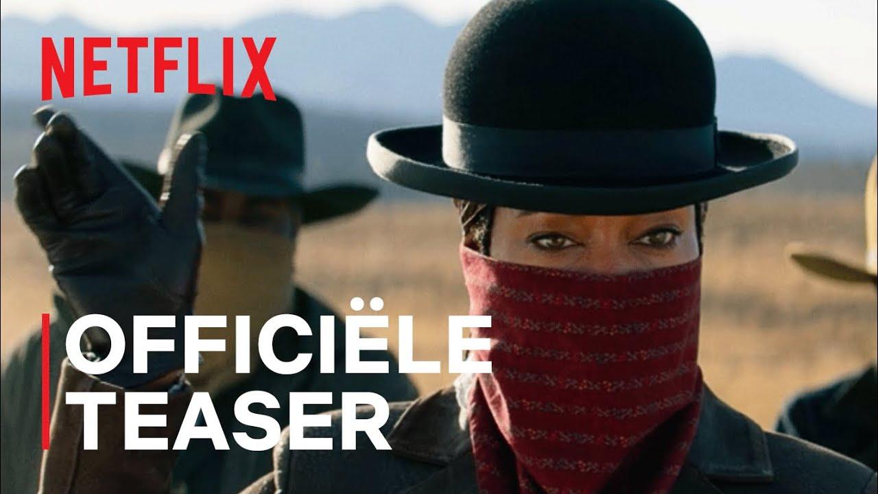 THE HARDER THEY FALL   Officiële teaser   Netflix