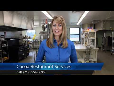 Cocoa Restaurant Services Hershey Exceptional Five Star Review by Ron K