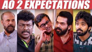 What Aayirathil Oruvan Team said about Aayirathil Oruvan 2? | Selvaraghavan | Dhanush | Karthi