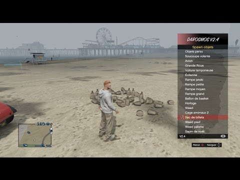 MOD MENU GTA V SPRX 1 27 pkg + download - Most Popular Videos