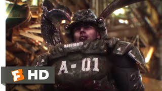 Starship Troopers: Invasion (2012) - Surrender or Die Scene (9/10) | Movieclips