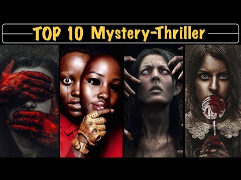 Top 10 Best Mystery Thriller Movies Of All Time Dubbed In Hindi | Deeksha Sharma
