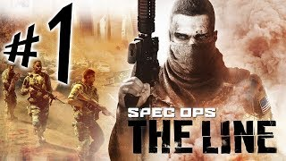Spec Ops The Line - Parte 1: A Dubai Destruída!!! [ PC - Playthrough ]