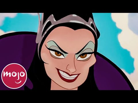 Top 20 Female Disney Villains of All Time
