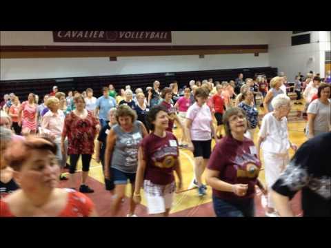 Boogie Fever Line Dance