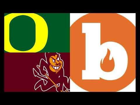2017 ASU v. Oregon - Blaze Radio Pregame/Halftime/Postgame