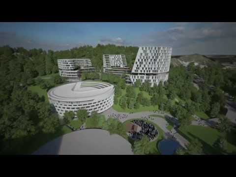 Unstudio Competition - The Chinese University of Hong Kong