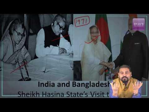 IAS Preparation - Current Affairs: Indo - Bangladesh Relations